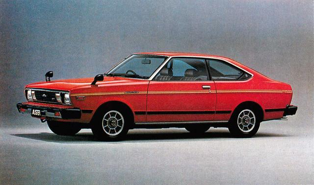 画像4: 【日本の自動車年鑑】 第104回 「オースターマルチクーペシリーズ」(1980年)
