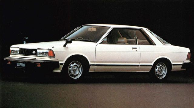 画像6: 【日本の自動車年鑑】 第106回 「ブルーバードシリーズ」(1980年)