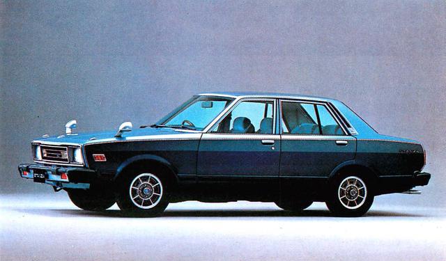 画像: スタンザ1800マキシマX-E(1980年)