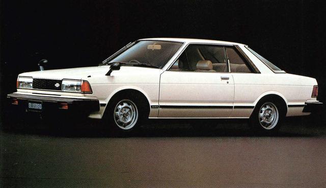 画像: ブルーバードHT1800SSS-E(1980年)