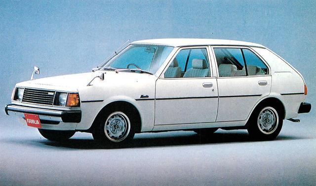 画像: ファミリア1300 5ドアXL(1980年)
