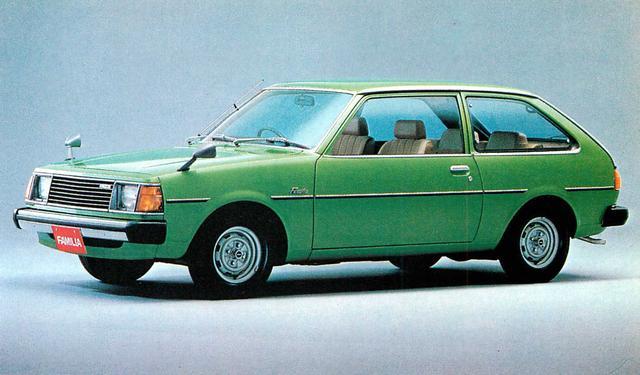 画像: ファミリア1300 3ドアXL(1980年)