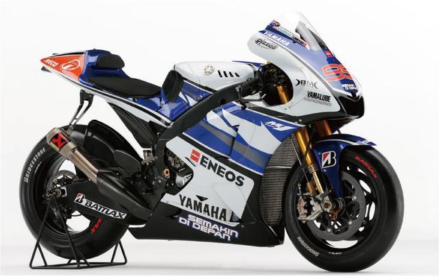 画像: (Racingオートバイ MotoGP GRAPHICS 2016@モーターマガジン社) www.motormagazine.co.jp