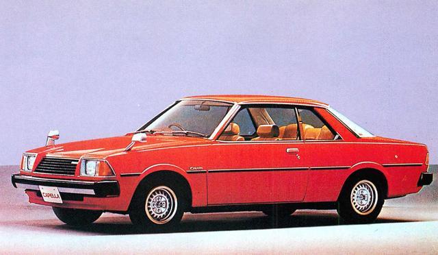 画像3: 【日本の自動車年鑑】 第119回 「カペラシリーズ」(1980年)