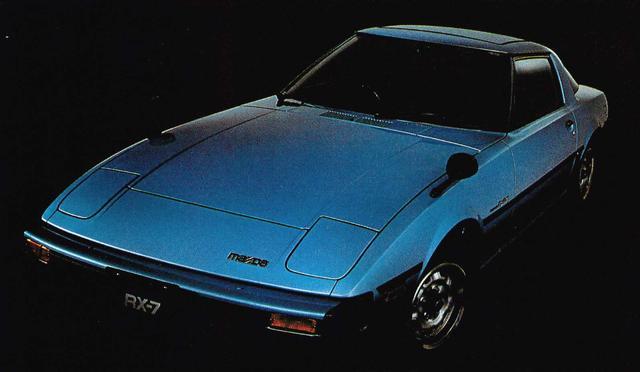 画像: サバンナRX-7SE-GT(1980年)
