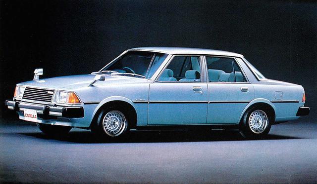画像4: 【日本の自動車年鑑】 第119回 「カペラシリーズ」(1980年)