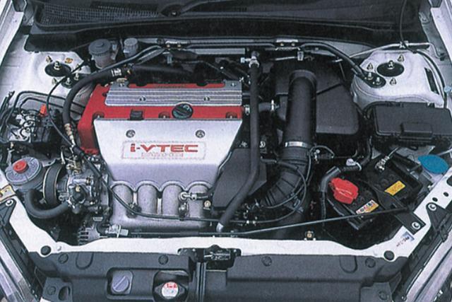 画像: 新型2ℓi-VTEC は220psの高出力を達成