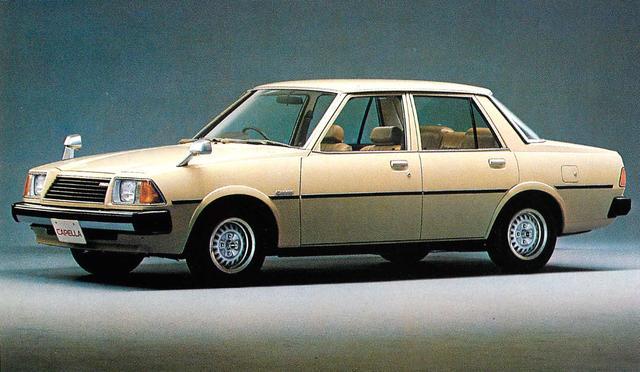 画像: カペラセダン1800SC(1980年)