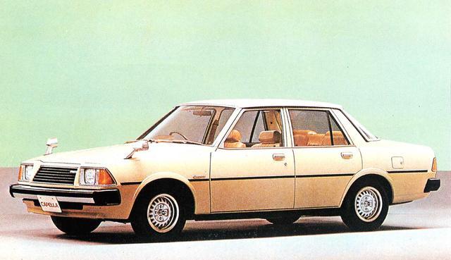 画像: カペラセダン1600SC(1980年)