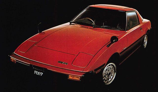 画像: サバンナRX-7SE-LTD(1980年)