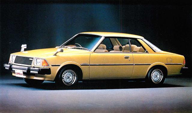 画像1: 【日本の自動車年鑑】 第119回 「カペラシリーズ」(1980年)