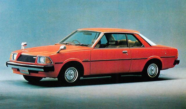画像: カペラHT1800SC(1980年)