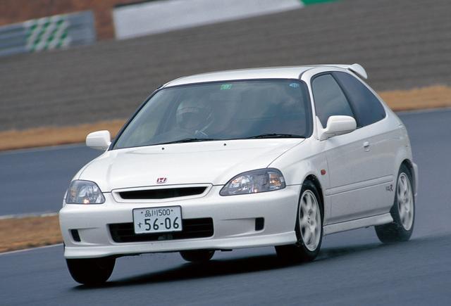 画像: 【名車の記憶 ホンダスポーツクロニクル】ボーイズレーサー再び!『タイプR』3種目シビックタイプRが登場です。