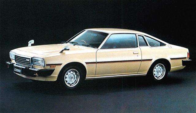 画像3: 【日本の自動車年鑑】 第121回 「コスモシリーズ」(1980年)