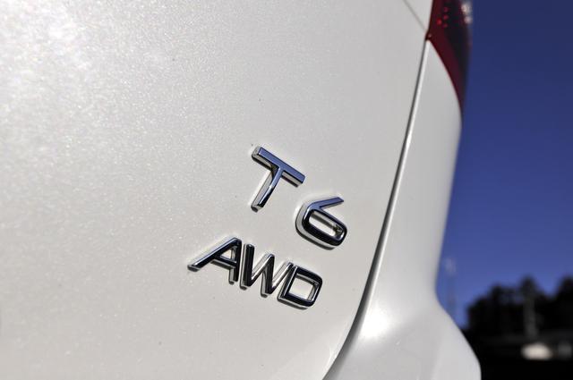 画像: ボルボのT6は3リッター直6、というのはもう昔の話で、今後は2リッター直4ターボ+スーパーチャージャ-だ。