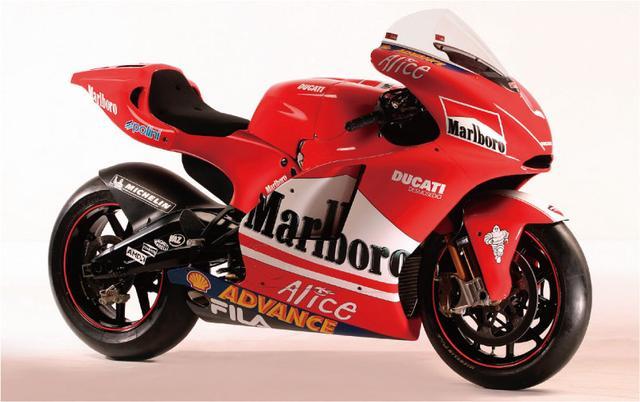 画像: 2002年に開幕したMotoGP! 歴代マシンGPマシン遍歴を辿ってみよう! DUCATI編。vol.1【2003-2004】 - LAWRENCE - Motorcycle x Cars + α = Your Life.