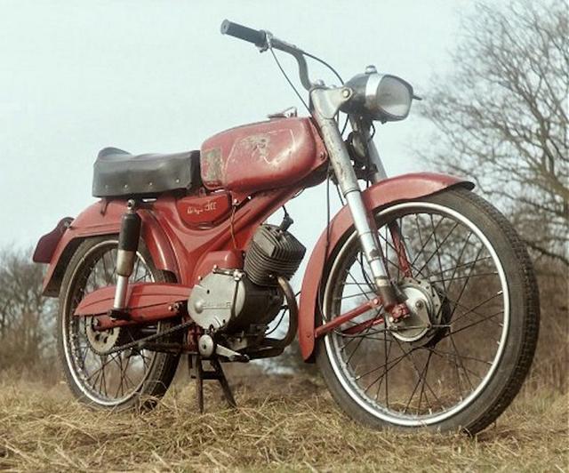 画像: こちらが、Moto Guzzi Dingoの一例。彼が乗っていたのはどんなディンゴだったのでしょうか。 www.icenicam.ukfsn.org