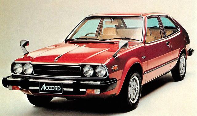 画像: アコードHBEX-L(1980年)