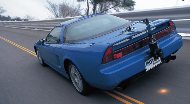 画像: 【名車の記憶 ホンダスポーツクロニクル】テスト走行データで見るNSXのスゴさ!!『NSX 』vs『348tb』