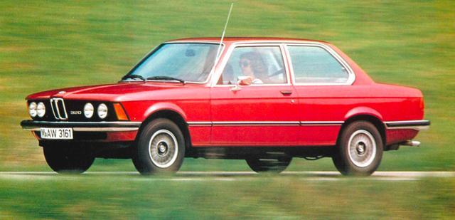 画像: BMW3シリーズ