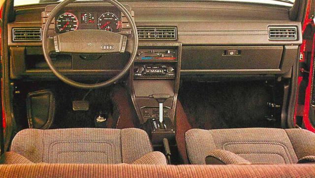 画像1: 【世界の自動車年鑑】 第322回「アウディ80」(1981年モデル)