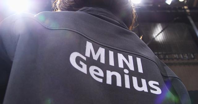 画像: MINI Japan - MINI ジーニアス