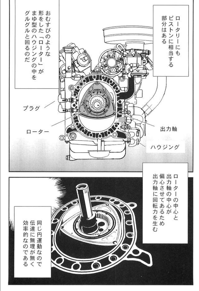 画像2: 夢を継ぐもの〜ロータリー・エンジン開発物語 www.motormagazine.co.jp