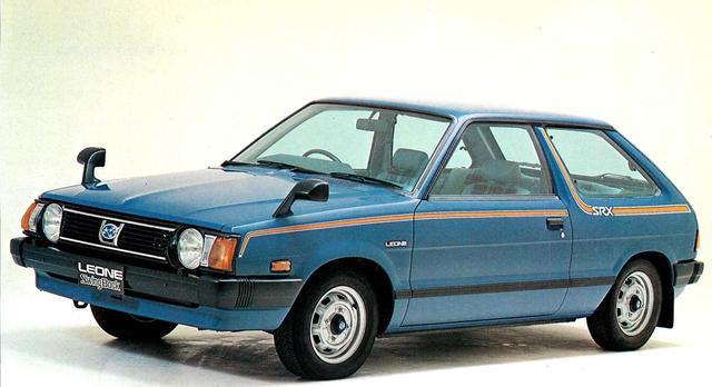 画像2: 【日本の自動車年鑑】 第138回スバル「レオーネシリーズ」(1980年)