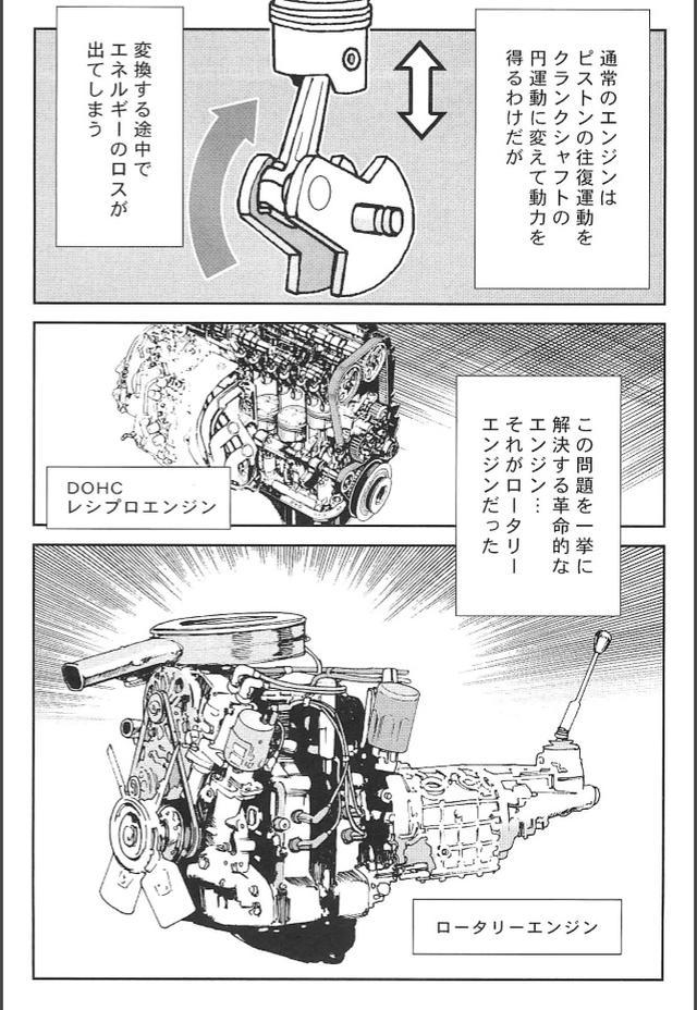 画像1: 夢を継ぐもの〜ロータリー・エンジン開発物語 www.motormagazine.co.jp
