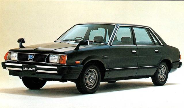 画像4: 【日本の自動車年鑑】 第138回スバル「レオーネシリーズ」(1980年)