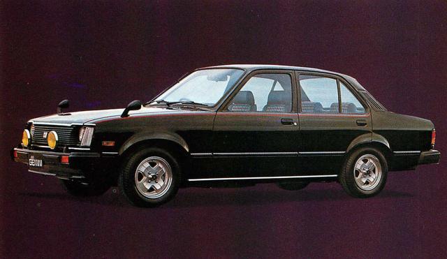 画像: ジェミニ4ドア1800LS/G(1980年)