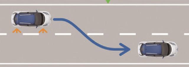 画像: ■自動車線変更 (ホリデーオート@モーターマガジン社) www.motormagazine.co.jp