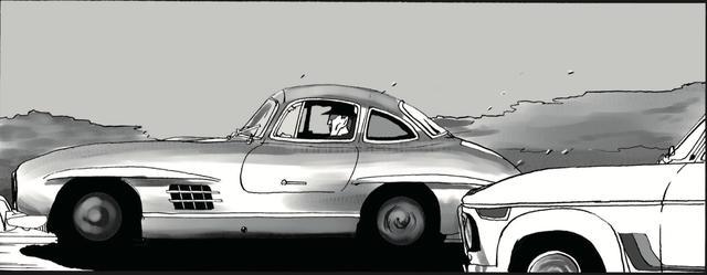 画像: BMW2002ターボに乗る男の奇妙な冒険?(後編) 〜『GTroman STRADALE』より - LAWRENCE - Motorcycle x Cars + α = Your Life.