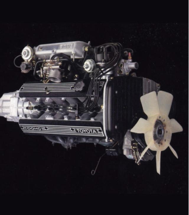 画像: 【名車×エンジンクイズ!昭和編 vol.10】TOYOTA MZ11に搭載されたエンジンの名前は?