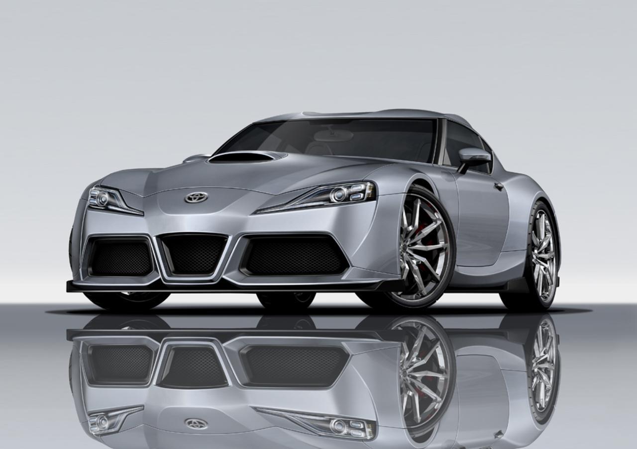 次期スープラは2019年上半期に発売 Lawrence Motorcycle X Cars