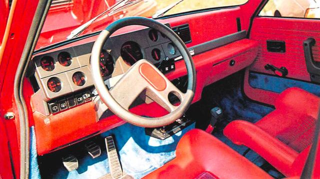 画像1: 【世界の自動車年鑑】 第346回「ルノー5 ターボ」(1981年)