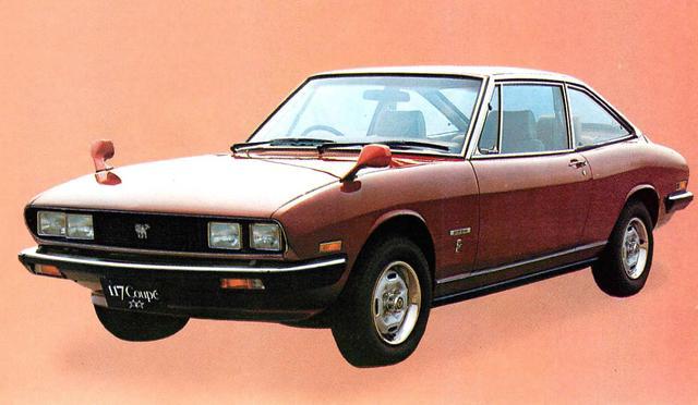 画像: 117クーペ2000XE(1980年)