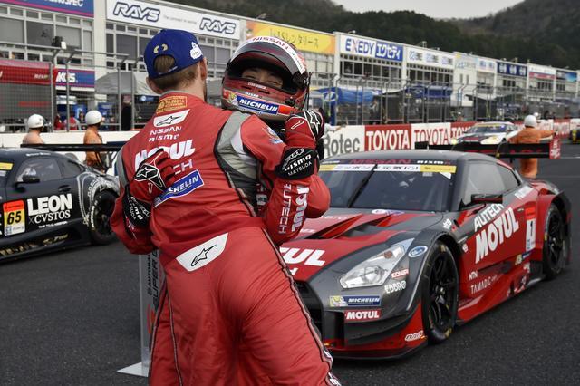 画像12: 【注目】国内最高峰の自動車レース 「スーパーGT選手権」