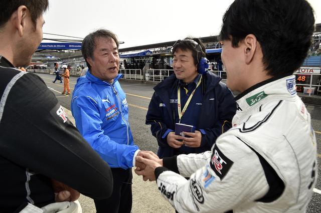 画像2: 【注目】国内最高峰の自動車レース 「スーパーGT選手権」
