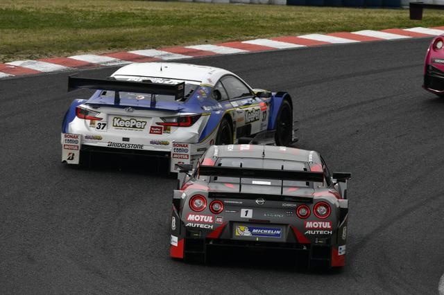 画像8: 【注目】国内最高峰の自動車レース 「スーパーGT選手権」