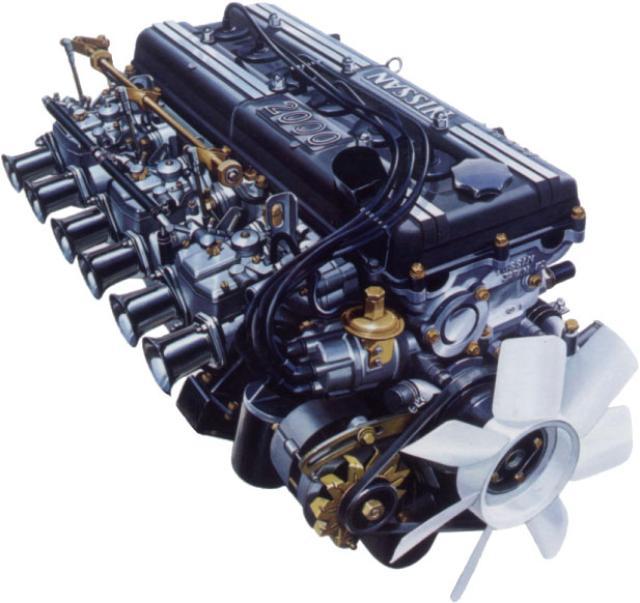 画像: 【名車×エンジンクイズ!昭和編 vol.15】NISSAN KPGC10に搭載されたエンジンの名前は?