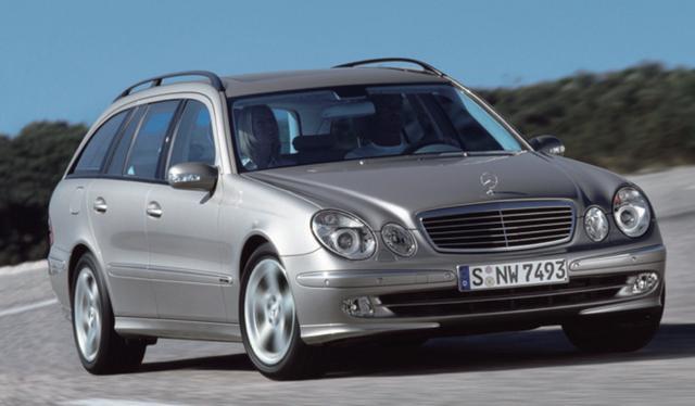 画像2: 「最高の実用車」メルセデス・ベンツのワゴンに乗るなら「S210型」or「S211型」どっち?【輸入車情報マガジン輸入車道楽 SHALUCK】