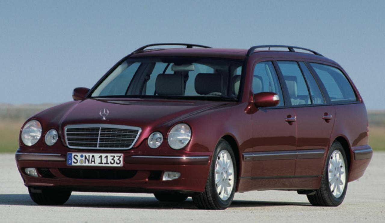 画像1: 「最高の実用車」メルセデス・ベンツのワゴンに乗るなら「S210型」or「S211型」どっち?【輸入車情報マガジン輸入車道楽 SHALUCK】