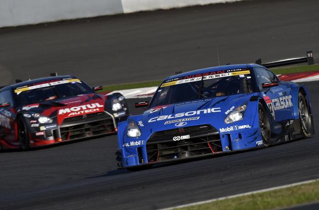 画像12: 【 GT-R の敵は GT-R 】 スーパーGT選手権  GT-R連勝中!