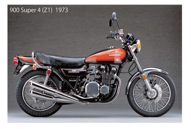 画像: 今なお美しい、カワサキ空冷Zの代表モデルvol.1 - LAWRENCE - Motorcycle x Cars + α = Your Life.