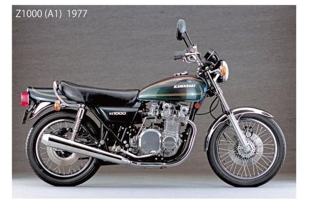 画像: 今なお美しい、カワサキ空冷Zの代表モデルvol.2 - LAWRENCE - Motorcycle x Cars + α = Your Life.