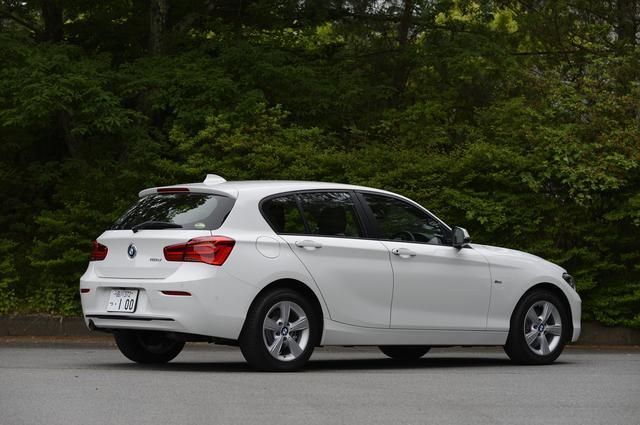 画像: クリーンディーゼルの118dはエコカー減税対象車と なるため、自動車取得税、自動車重量税が免除だ。