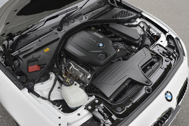 画像: B47D20A型エンジンは320dに搭載されるものと同じだが最高出力が150ps、最大トルクが320Nmに抑えられている。