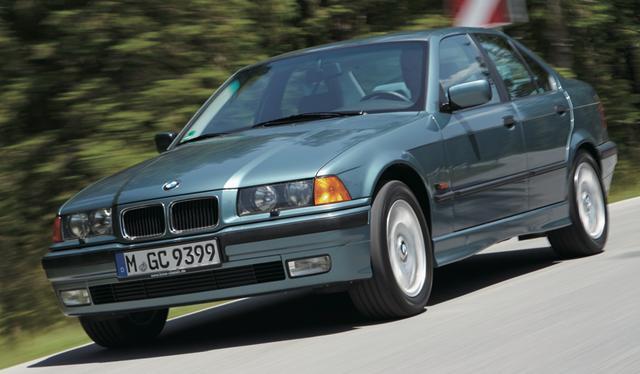 画像1: 『スポーツセダンの代表車』BMW3シリーズの歴史を振り返り、クイズにしてみました!【輸入車情報マガジン輸入車道楽SHALUCK】