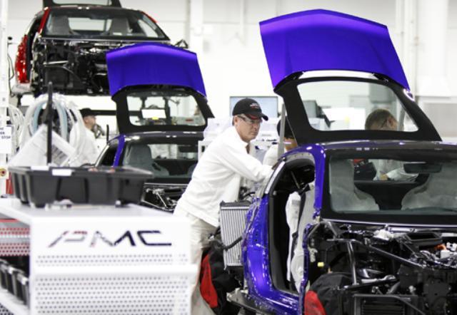 画像: 新型NSXはGT3も含め、全車が米オハイオ州にあるパフォーマンスマニュファクチュアリングセンターで生産される。